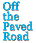Off the Paved Road